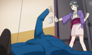 Ace Attorney Anime Ep 18 Turnabout Big Top 1st Trial / A-1 Pictures