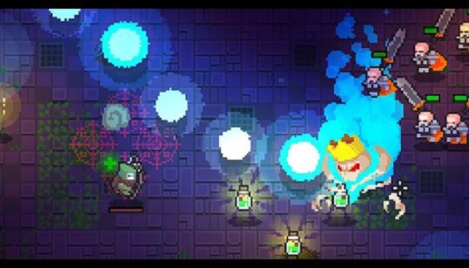 Dungeon Souls, Black Shell Media