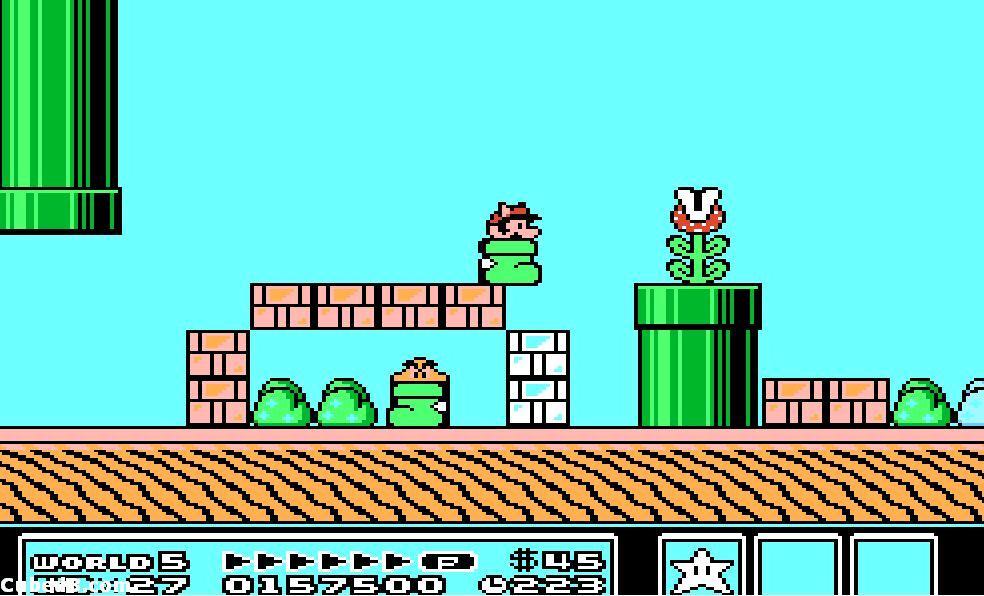 Super Mario Bros. 3, Nintendo