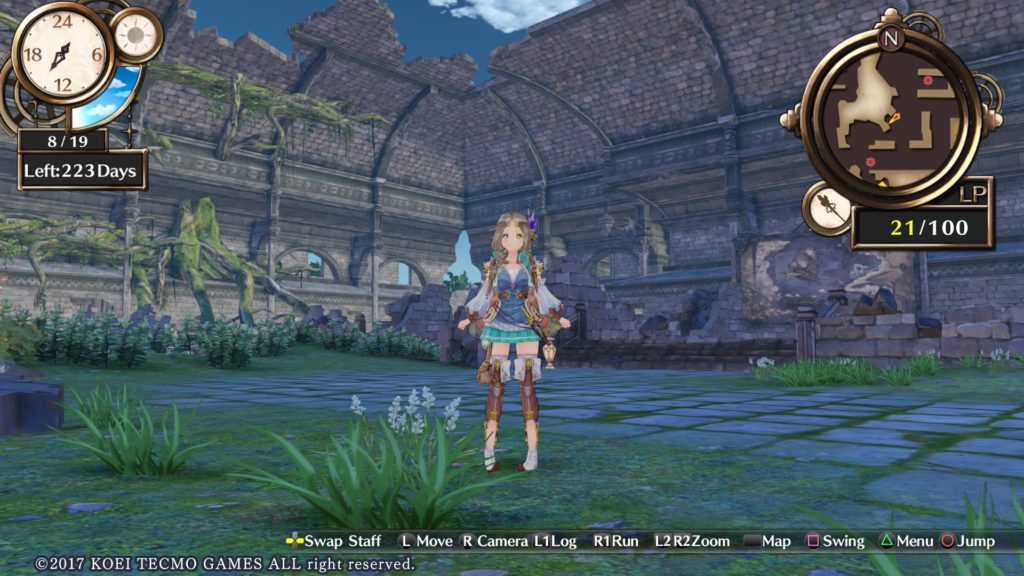Atelier Firis: The Alchemist and the Mysterious Journey, Koei Tecmo