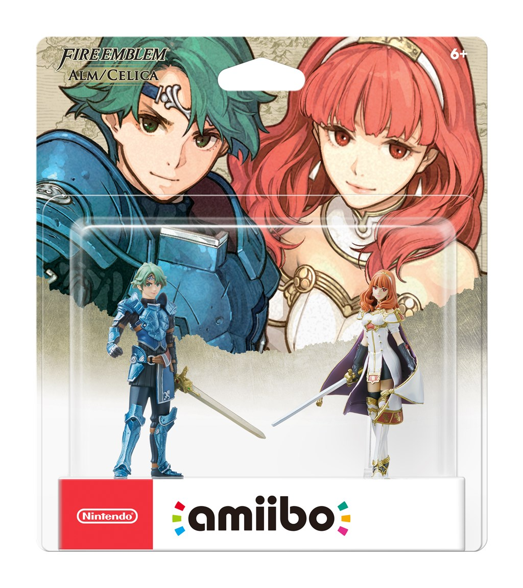 Fire Emblem Echoes: Shadows of Valentia / Nintendo