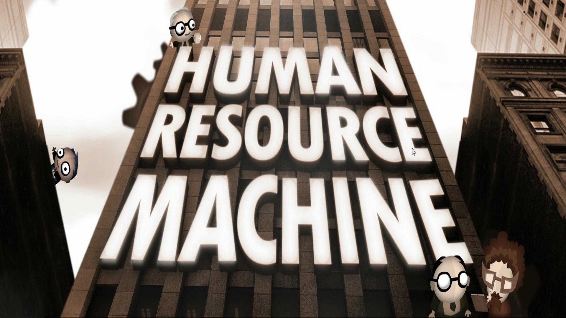 Human Resource Machine, Tomorrow Corporation