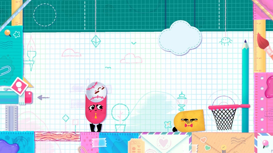 Snipperclips: Cut it Out, Together!, Nintendo