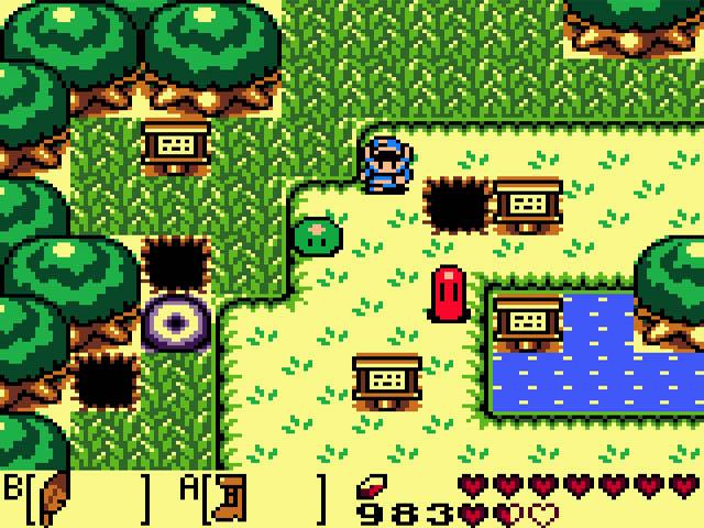 The Legend of Zelda: Link's Awakening DX, Nintendo