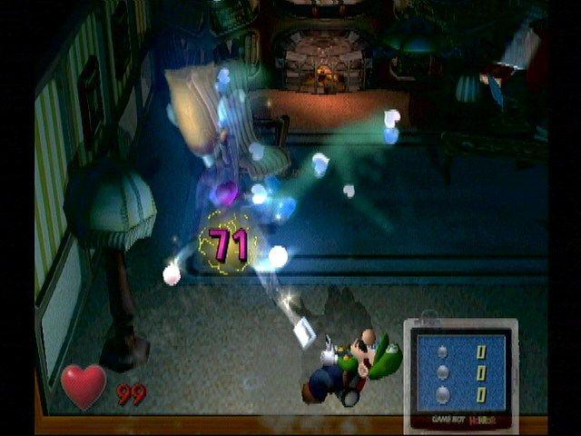 Luigi's Mansion, Nintendo