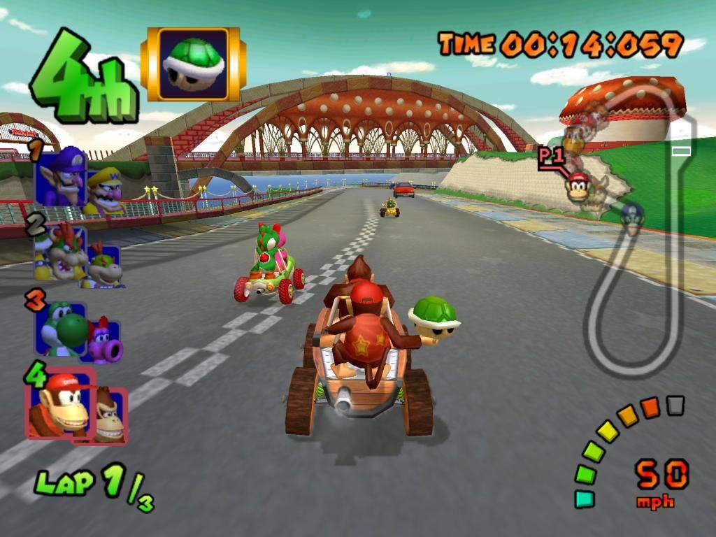 Mario Kart: Double Dash!!, Nintendo