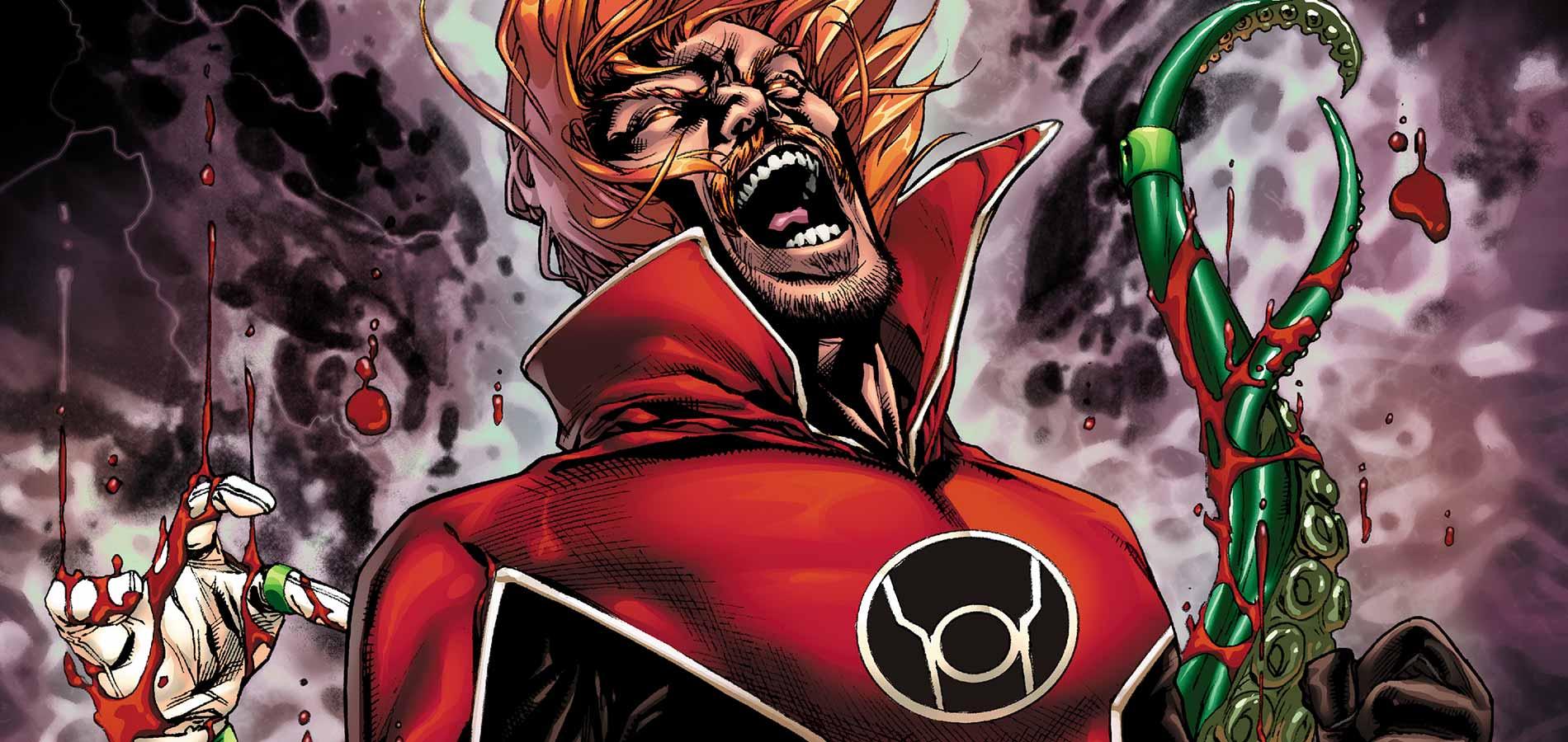Red Lanterns #28 (DC Comics)