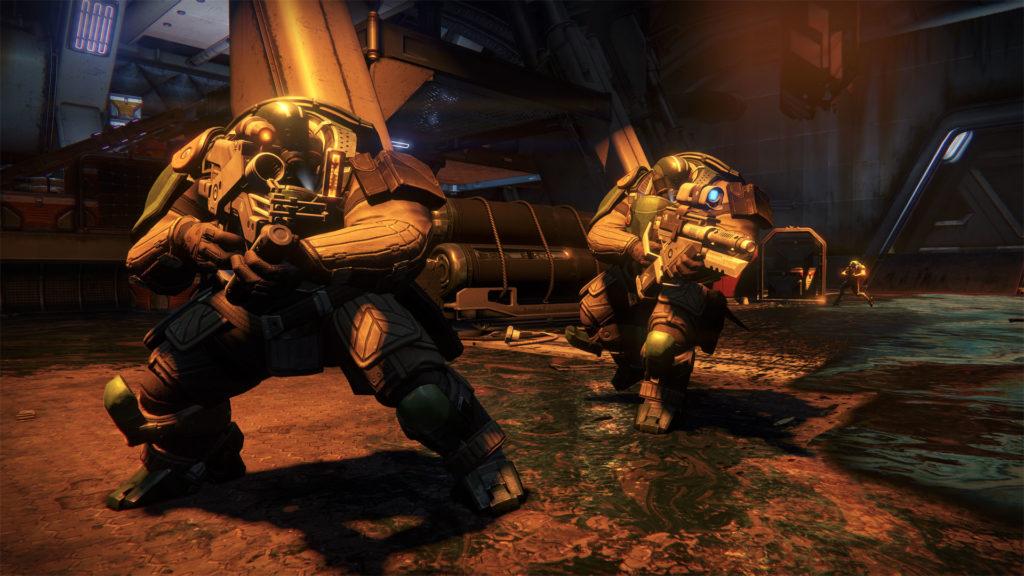 Are the Cabal the focus of Destiny 2? (Destiny, Activision)