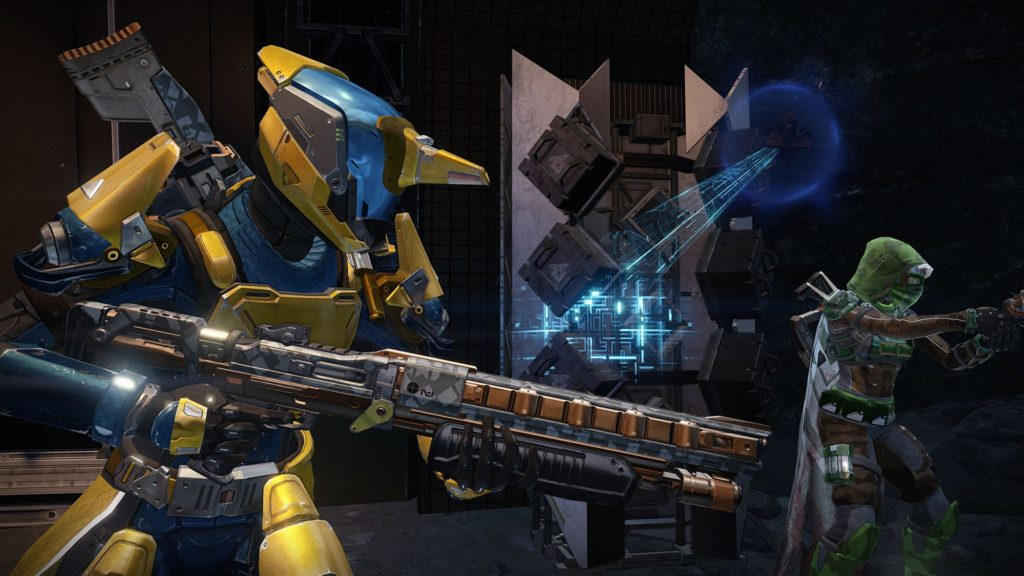 Return to the Vault of Glass in the Age of Triumph. (Destiny, Activision)