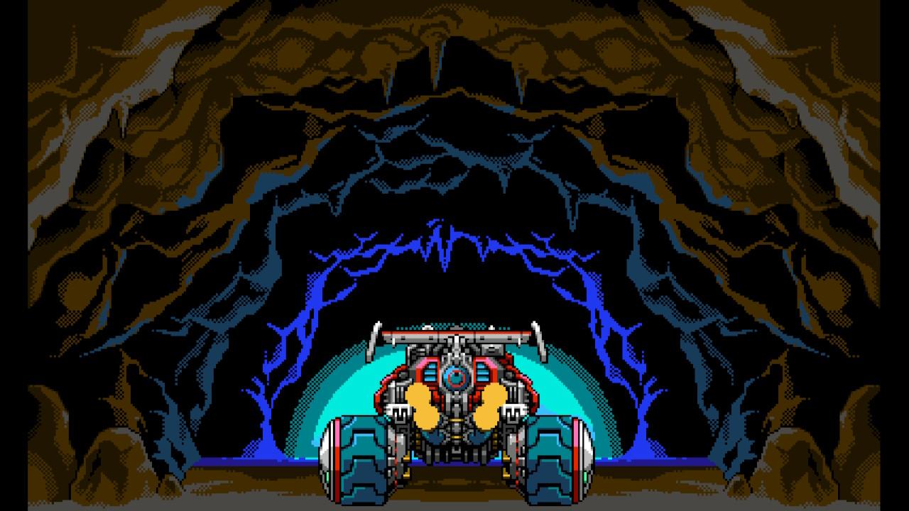 Blaster Master Zero, Inti Creates