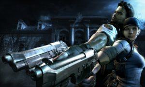 (Resident Evil 5 - Capcom)