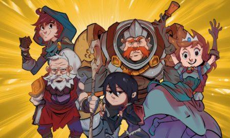 Has-Been Heroes, Game Trust Games