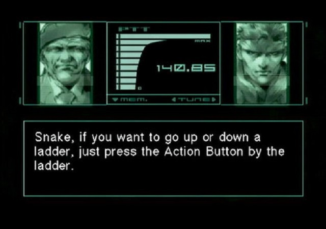 (Metal Gear Solid - Sony)