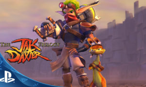 Jak and Daxter, Naughty Dog