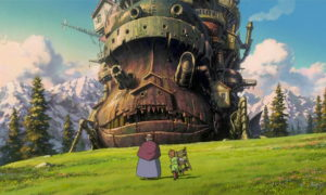 Howl's Moving Castle / Studio Ghibli