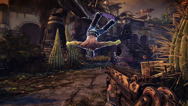 (Bulletstorm: Full Clip Edition - Gearbox)