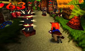 Crash Bandicoot, Sony Computer Entertainment