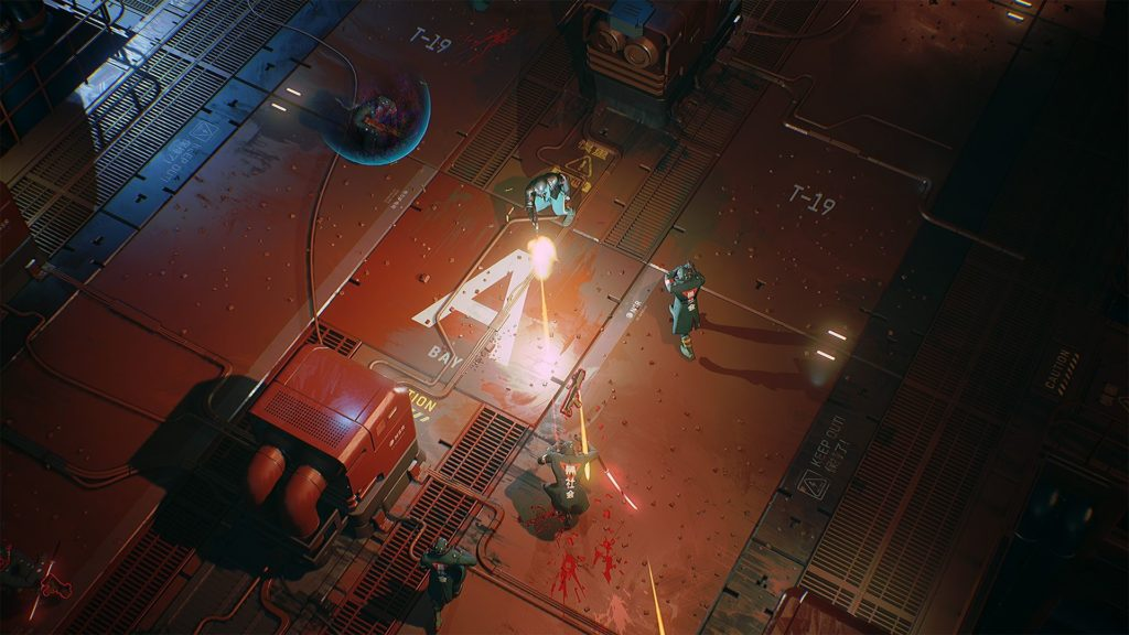 Ruiner, Devolver Digital