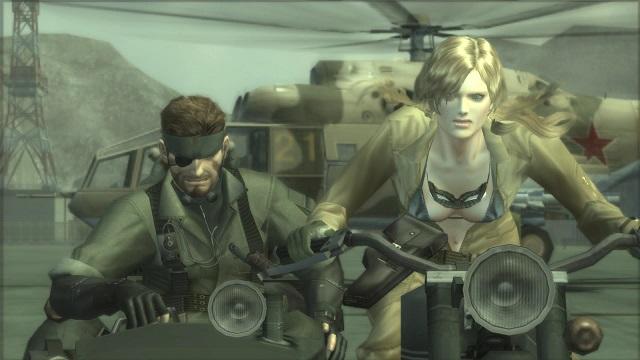 (Metal Gear Solid 3 - Konami)