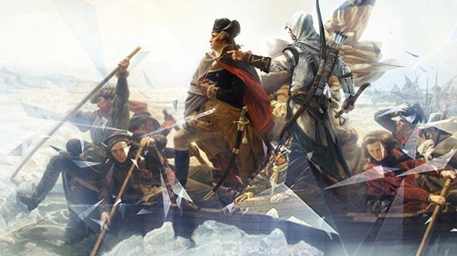 (Assassins Creed III - Ubisoft)