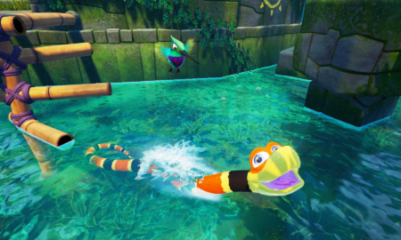 (Snake Pass, Sumo Digital)