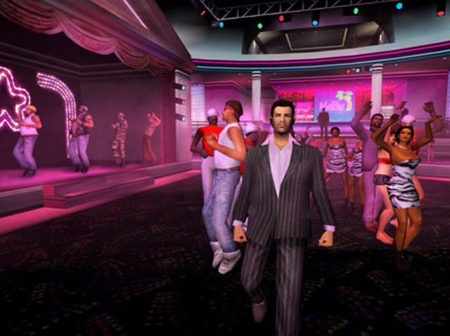 (Grand Theft Auto: Vice City - Rockstar)