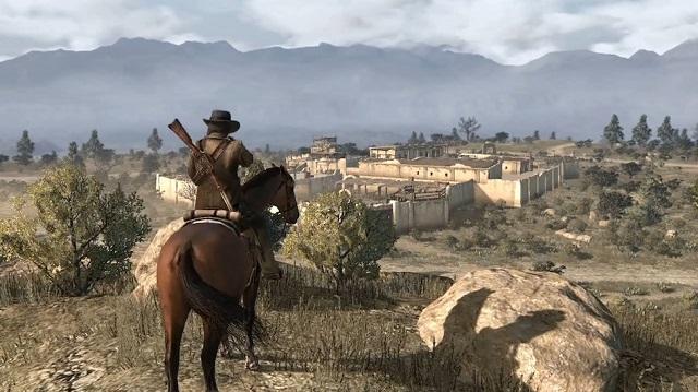 (Red Dead Redemption - Rockstar)