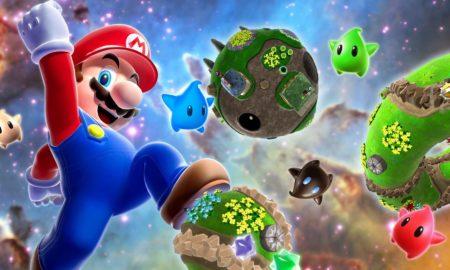 Super Mario Galaxy, Nintendo