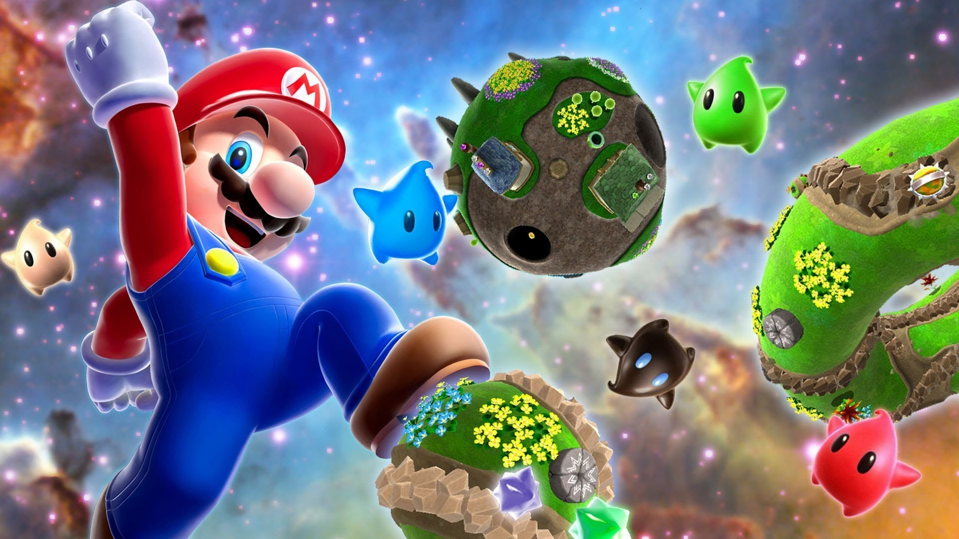 Super Mario Galaxy, Nintendo