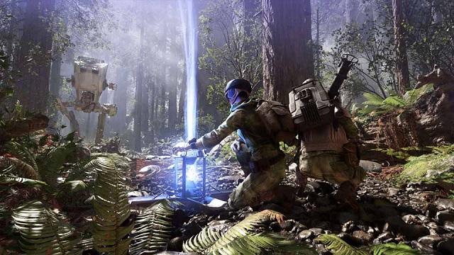 (Star Wars: Battlefront - EA)