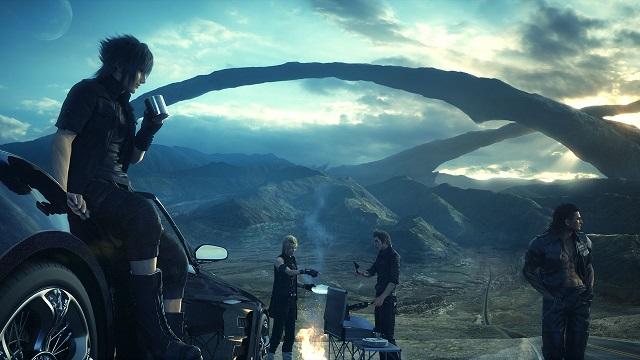 (Final Fantasy XV - Square Enix)