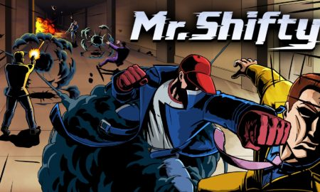 Mr. Shifty, tinybuild