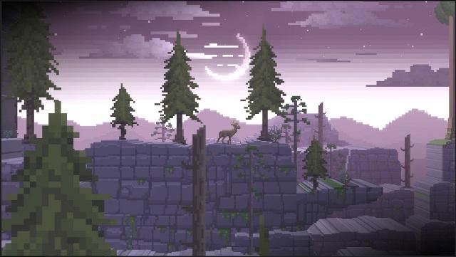 (The Deer God - Crescent Moon)