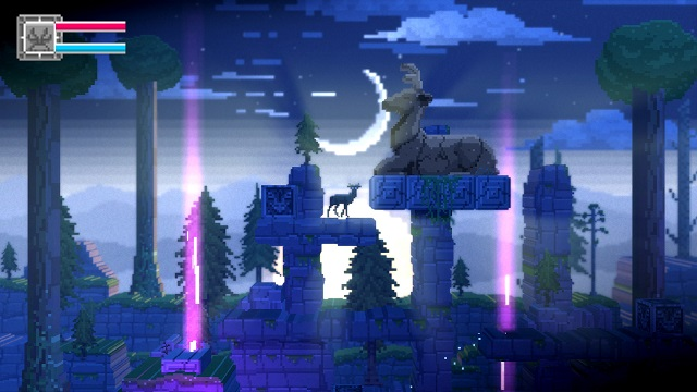 (The Deer God - Crescent Moon Games)