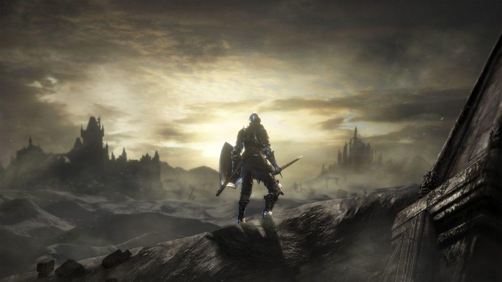 Dark Souls 3 : The Ringed City, Bandai Namco
