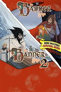 The Banner Saga Complete Pack with Survival Mode