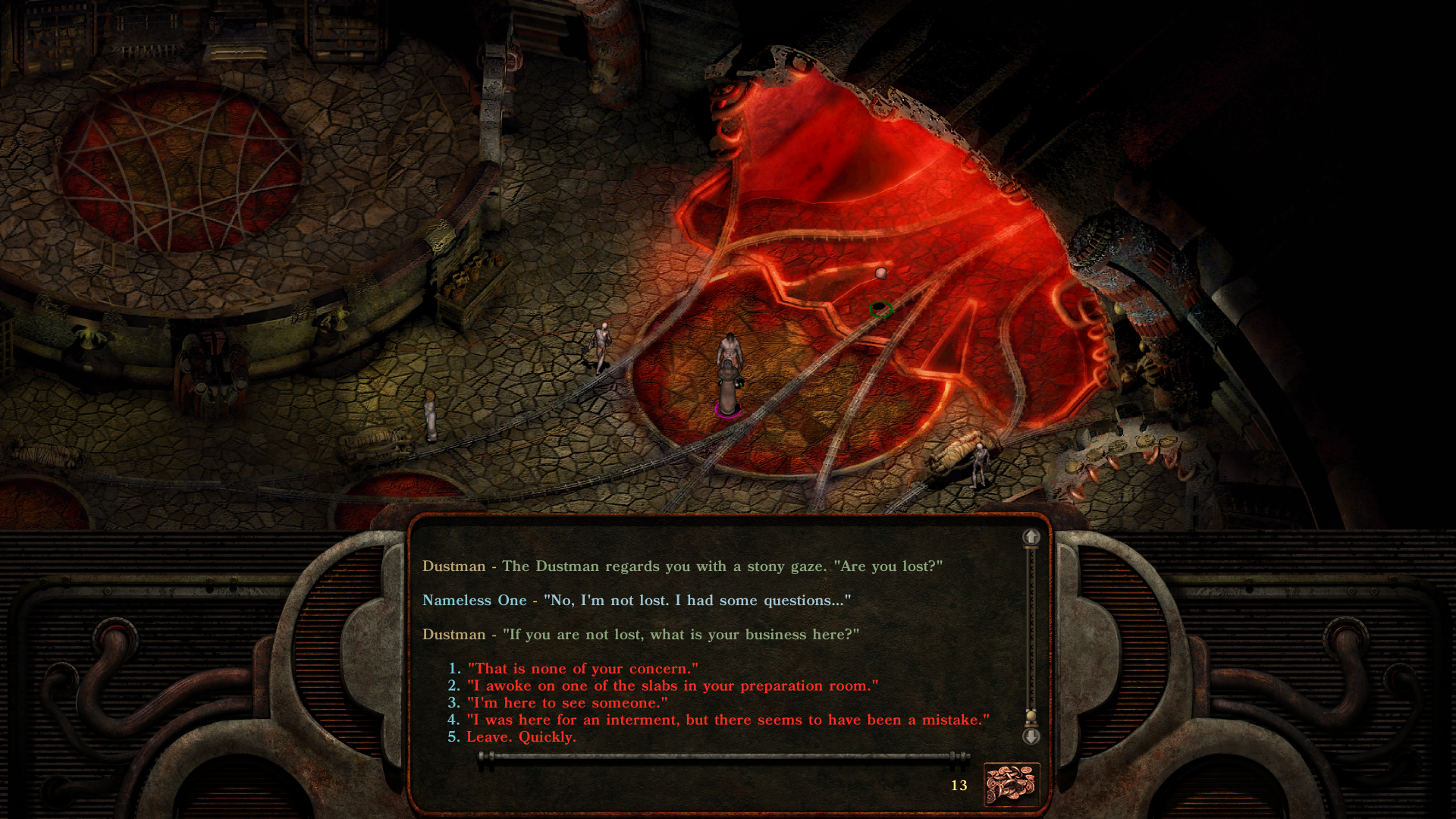 Planescape: Torment: Enhanced Edition, Beamdog