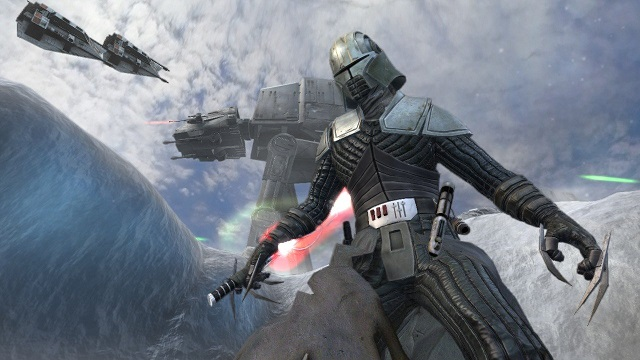 (Star Wars: The Force Unleashed - LucasArts)