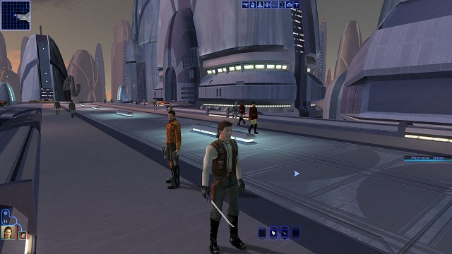(Star Wars: Knights of the Old Republic - LucasArts)