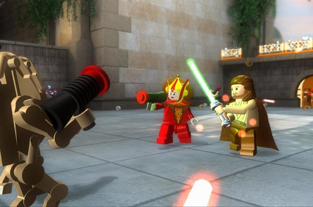 (Lego Star Wars - Warner Brothers)