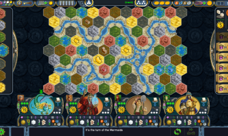 Terra Mystica, DIGIDICED