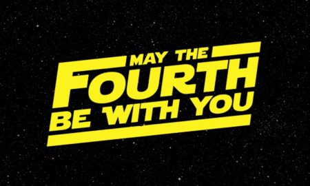 (May The Fourth Be With You - Disney)