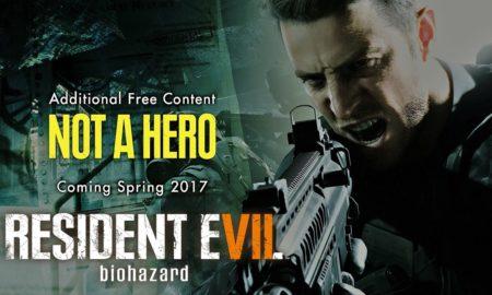 (Resident Evil VII - Capcom)