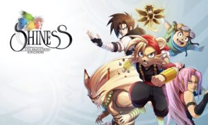 (Shiness: The Lightning Kingdom, Enigami and Focus Home Interactive)