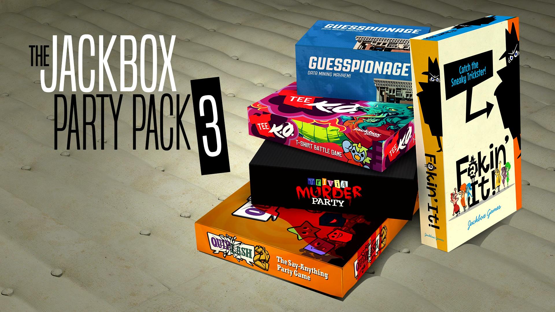 Jackbox Party Pack 3, Jackbox Games, Inc.