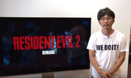 (Resident Evil 2 Remake - Capcom)