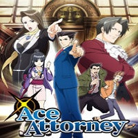 Ace Attorney Ep 21: Farewell, My Turnabout 1st Trial