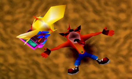 (Crash Bandicoot 2: Cortex Strikes Back - Sony)