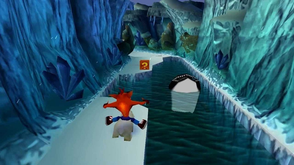 (Crash Bandicoot 2: Cortex Strikes Back - Sony)
