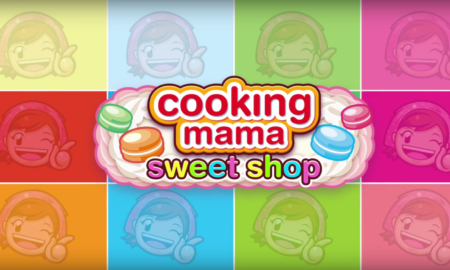 Cooking Mama Sweet Shop / Rising Star Games